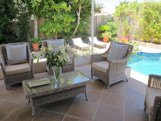 Kenilworth, África do Sul: Terrace