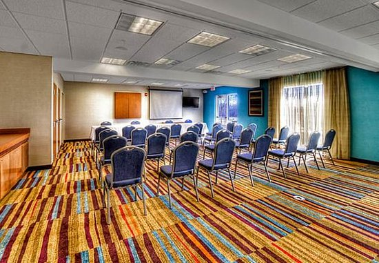 Edmond, OK: Meeting Room – Theater Setup