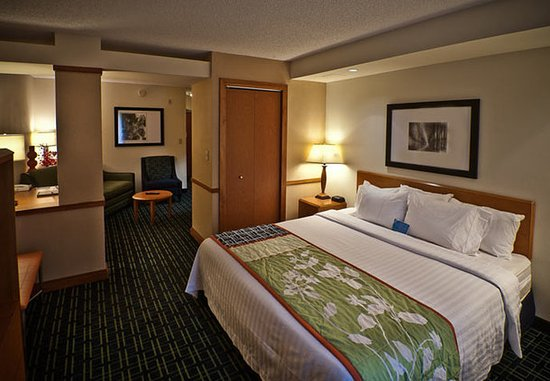 Anderson, SC: Executive King Suite