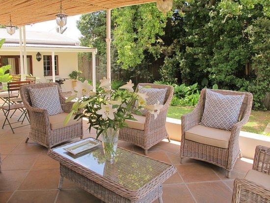 Kenilworth, Zuid-Afrika: Terrace