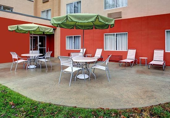 Fletcher, Carolina del Norte: Outdoor Patio
