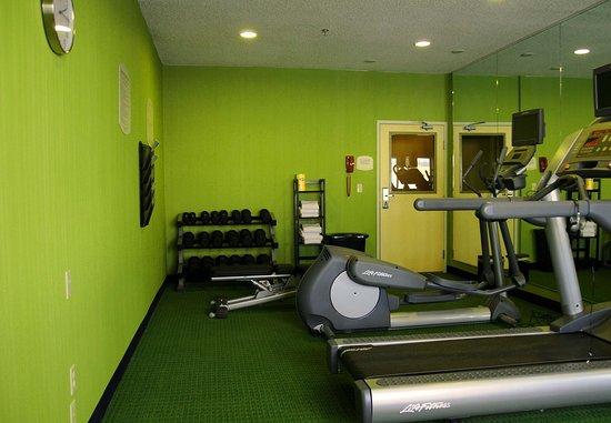 Spearfish, Νότια Ντακότα: Fitness Center
