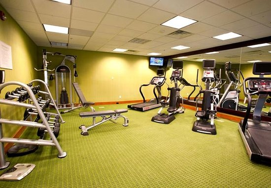 Ankeny, IA: Fitness Center