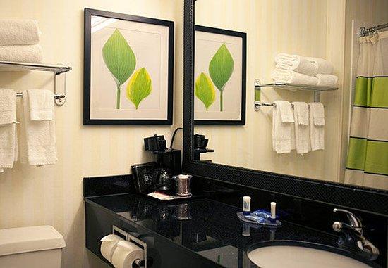 Bourbonnais, إلينوي: Guest Bathroom