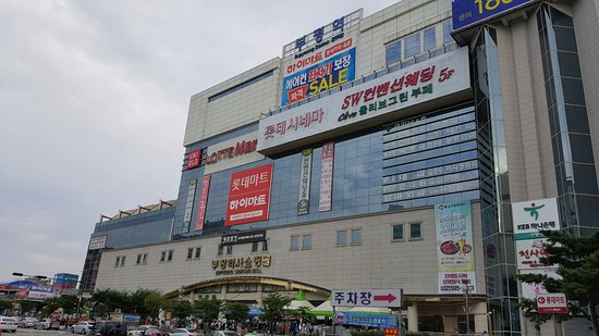 Bupyeong Yeoksa Shopping Mall