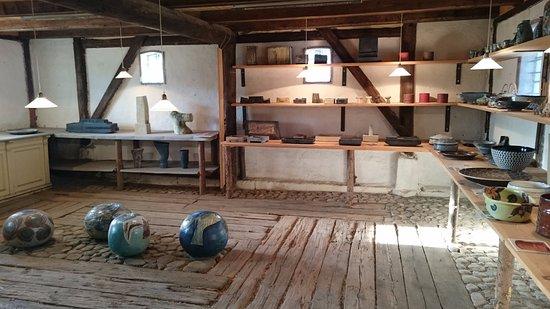 Keramikafdeling