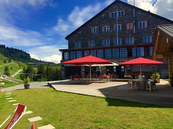 Maison de montagne de bretaye h tel villars sur ollon suisse voir les ta - Hotel de montagne suisse ...