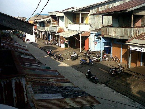 Sungai Juling Market