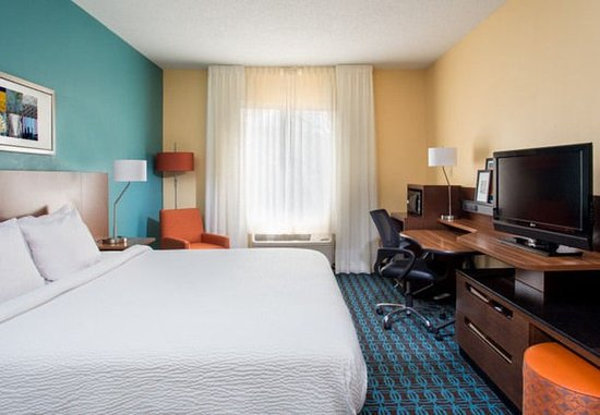 Ashland, KY: King Guest Room