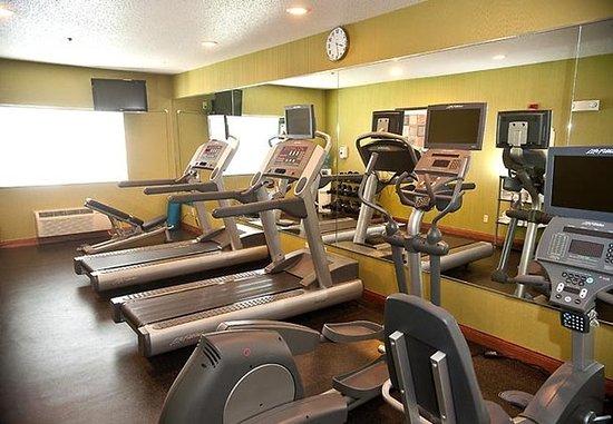 Brookings, Dakota del Sur: Fitness Center