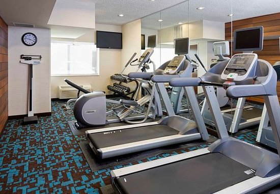 Mansfield, OH : Fitness Center