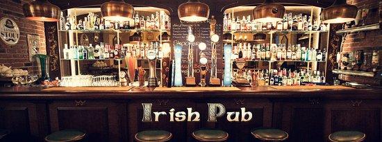 bar irlandais