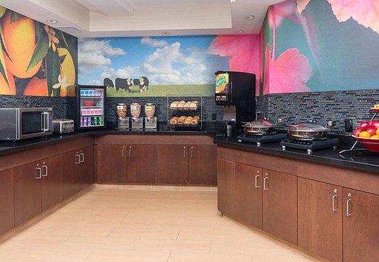 Galesburg, Ιλινόις: Breakfast Buffet