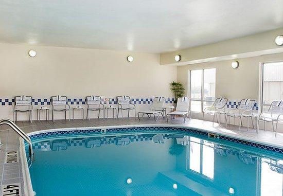 Champaign, إلينوي: Indoor Pool
