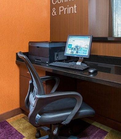แตร์โอต์, อินเดียน่า: Business Center