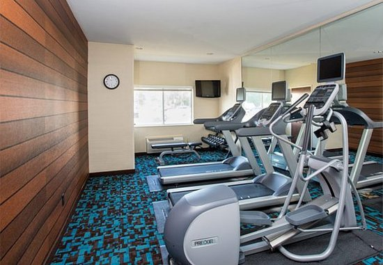 Terre Haute, IN: Fitness Center