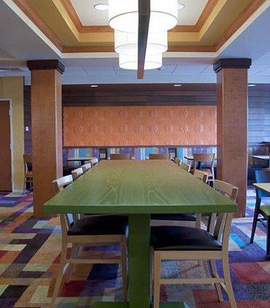 Ames, IA: Dining Area – Farm Table