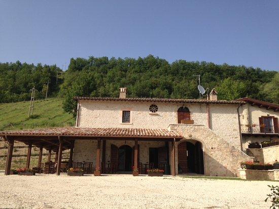 Preci, Italy: Vista