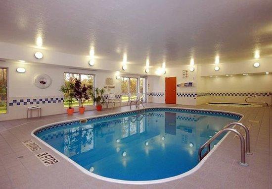 แคนตัน, โอไฮโอ: Indoor Pool