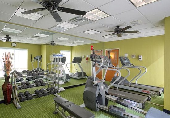 Laredo, TX: Fitness Center