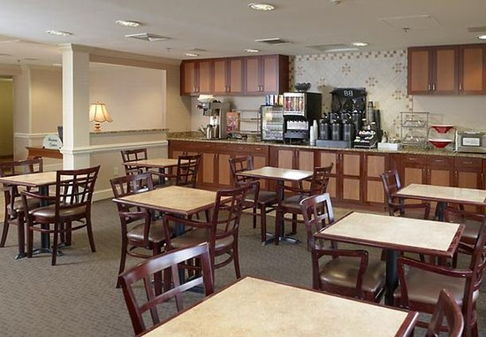 King of Prussia, Pennsylvanie : Breakfast Area