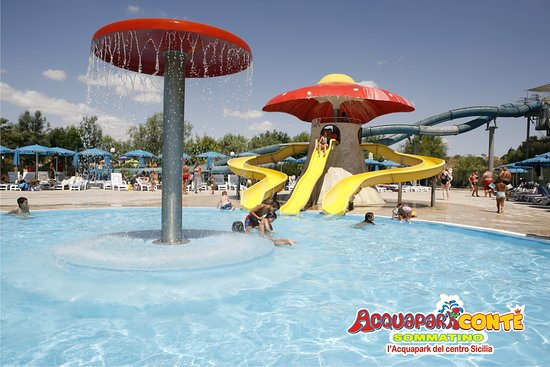 Piscina baby picture of acquapark conte sommatino for Baby k piscinas