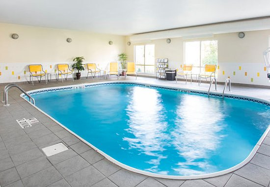 Mishawaka, IN : Indoor Pool