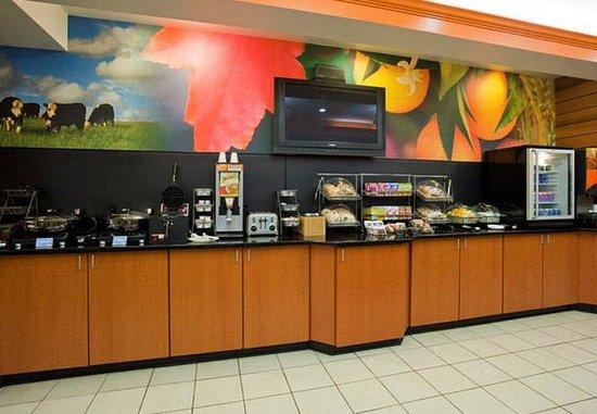 Evansville, IN: Breakfast Buffet