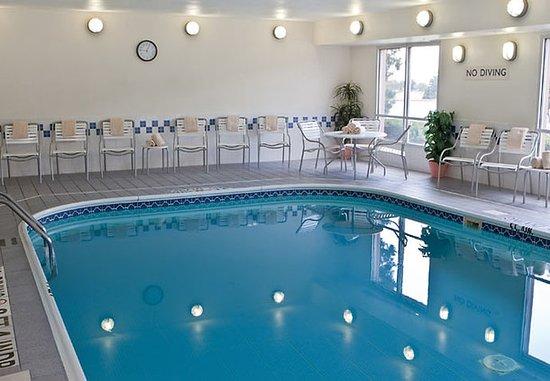 Norman, OK: Indoor Pool