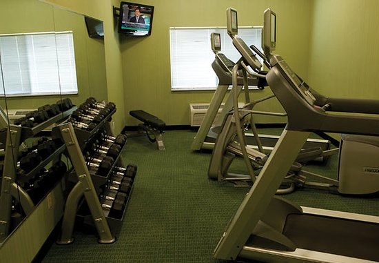 Norman, OK: Fitness Room