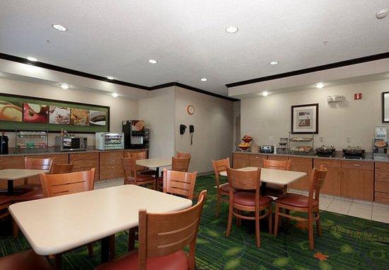 Joliet, IL: Breakfast Dining Area