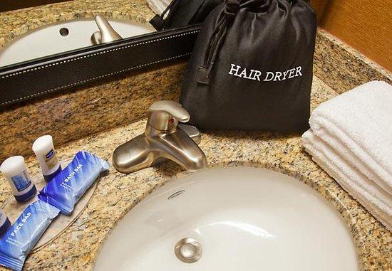 Chandler, AZ: Guest Bathroom Amenities