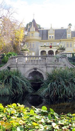 Redlands, Californien: Kimberly Crest House & Gardens