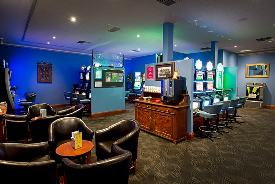 The Clubhouse: Clubhouse Gaming Room