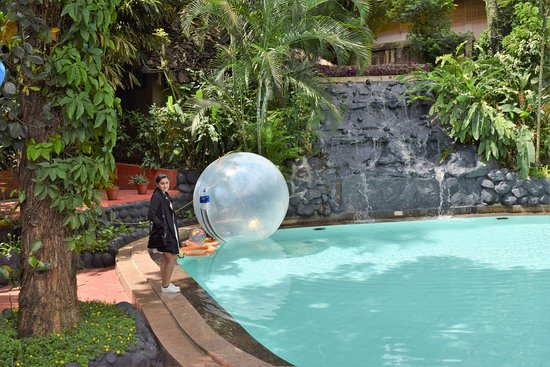 Club Mahindra Thekkady: The Swimming Pool