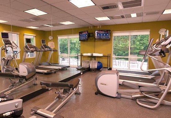 Brunswick, ME : Fitness Center