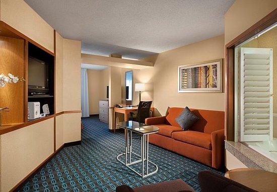 เอลิซาเบทซิตี, นอร์ทแคโรไลนา: Spa King Suite
