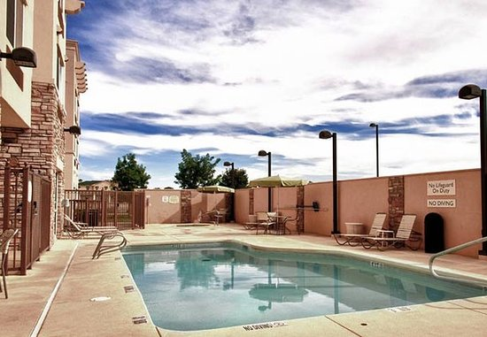 Clovis, Νέο Μεξικό: Outdoor Pool