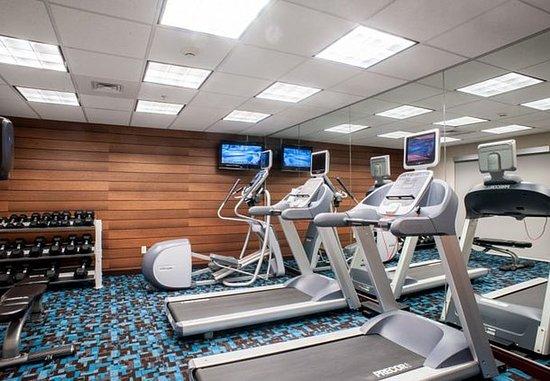 Clovis, Νέο Μεξικό: Fitness Center