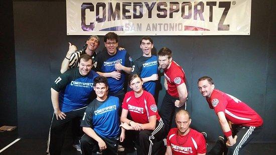 ComedySportz San Antonio