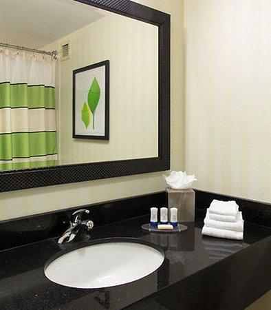 เว็บสเตอร์, นิวยอร์ก: Guest Bathroom