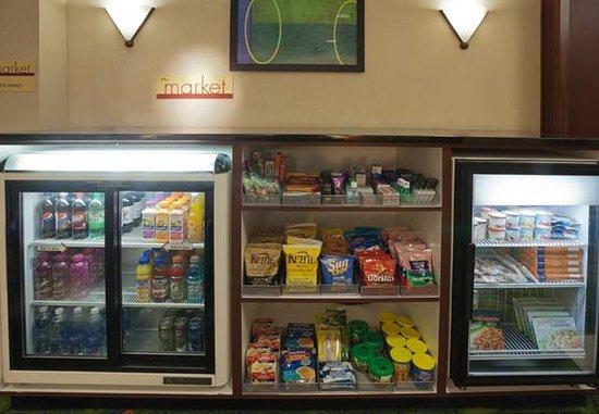 Beaverton, Oregón: The Market