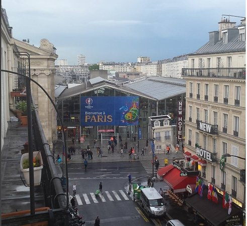 Chambre Foto Di Ibis Paris Gare Du Nord Parigi