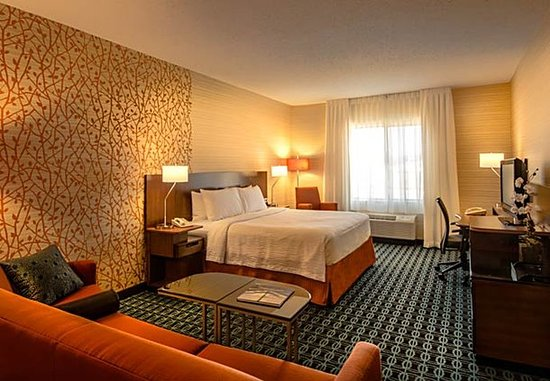 Dulles, Βιρτζίνια: Extended King Guest Room