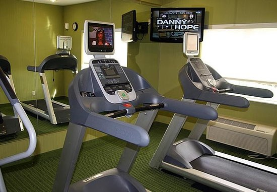 Иден-Прери, Миннесота: Fitness Center