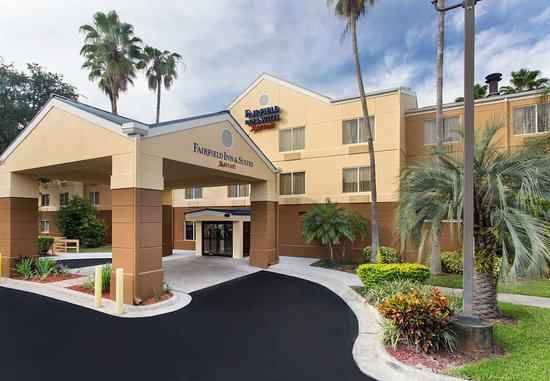 Fairfield Inn By Marriott Tampa Brandon