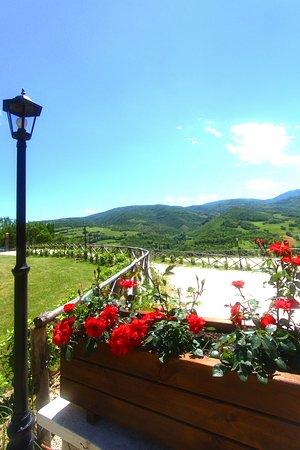 Preci, Italy: Giardino