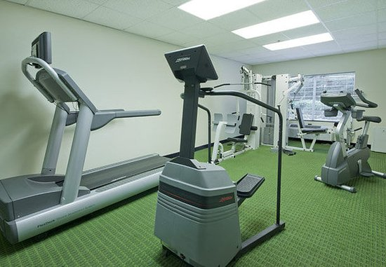 Sulphur, LA: Fitness Center