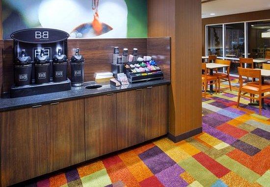 Owensboro, KY: Coffee Station