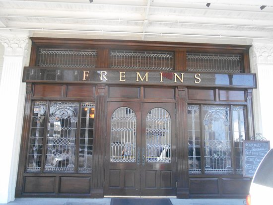 Thibodaux, Λουιζιάνα: Welcome to Fremin's!